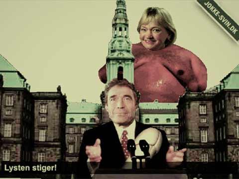 Det er lige før jeg synes det giver endnu mere mening nu, idet Venstre jo er så afhængige af Dansk Folkeparti.